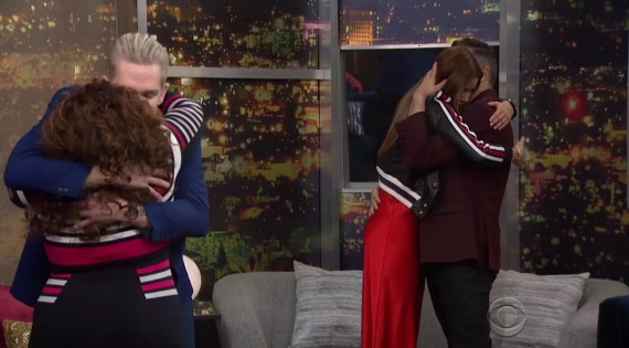 Celebrity Big Brother Mark McGrath and Ariadna Gutierrez Evicted
