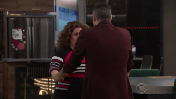 Celebrity Big Brother Finale Final 2-Marissa Jaret Winokur and Ross Mathews
