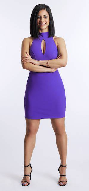 "Big Brother Canada 6 Alejandra ""Ali"" Martinez"