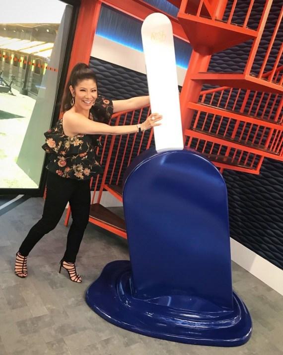 Big Brother 20-Julie Chen