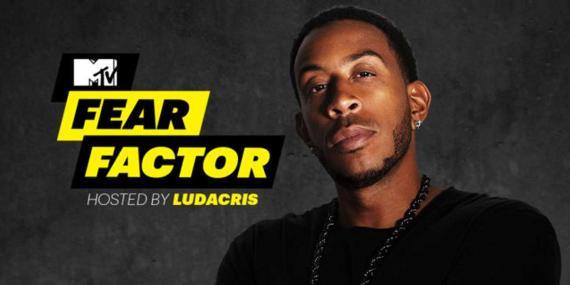 Celebrity Fear Factor-Ludacris