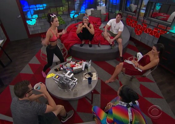 Big Brother 20 Alliance Level Six