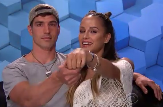 Big Brother 20 Cody and Jessica
