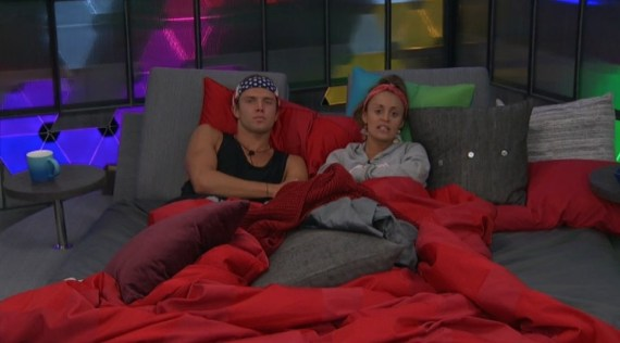 Big Brother 20 Tyler Crispen and Kaitlyn Herman