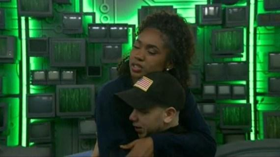 Big Brother 20 Bayleigh Dayton and JC Mounduix