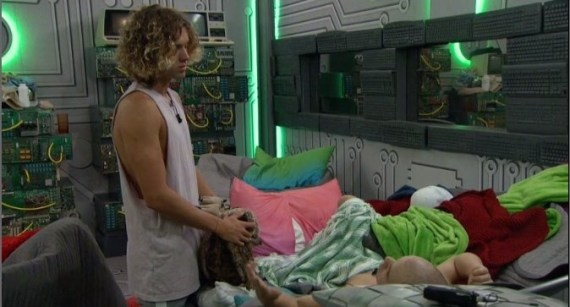 Big Brother 20-Tyler Crispen and Kaitlyn Herman