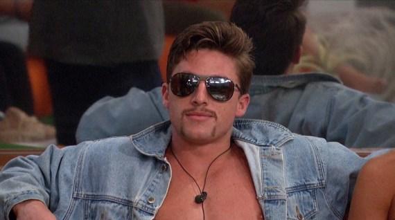 Big Brother 20-Brett Robinson