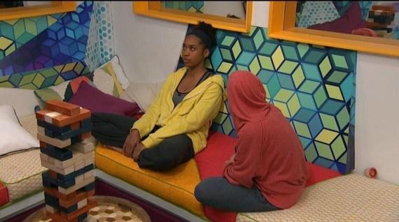 Big Brother 20-Bayleigh Dayton and Kaitlyn Herman