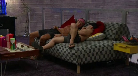 Big Brother 20-JC Mounduix and Tyler Crispen