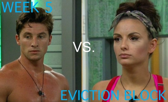 Big Brother 20 Rachel versus Brett