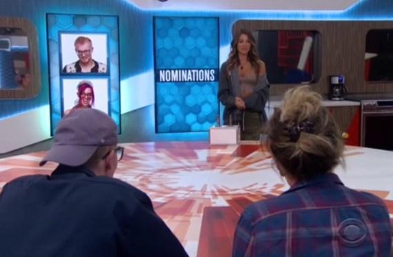 Big Brother 20 Block Nominees