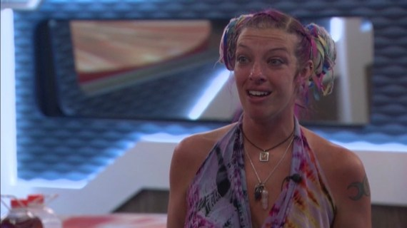 "Big Brother 20-Angie ""Rockstar"" Lantry"