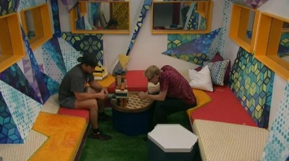 Big Brother 20 Brett Robinson and Scottie Salton