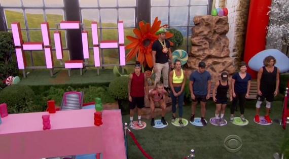 Big Brother 20 Head of Household Week 9