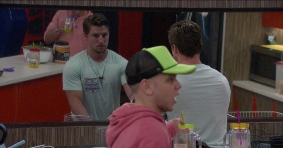 Big Brother 20 Brett and JC