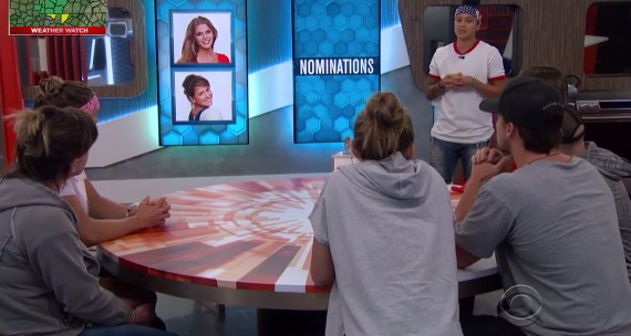 Big Brother 20 Block Nominations Week 11