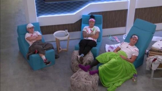 Big Brother 20 Final Three