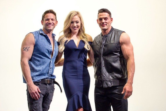Big Brother Alumni Jessie Godderz and Morgan Willett Team up with 98 Degree's Jeff Timmons for Fun Music Video