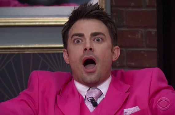 Celebrity Big Brother 2 Jonathan Bennett