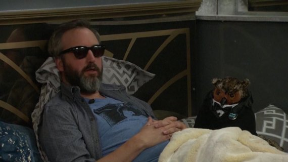 Celebrity Big Brother 2-Tom Green