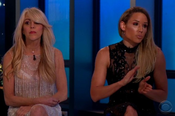 CBB Dina Lohan and Lolo Jones