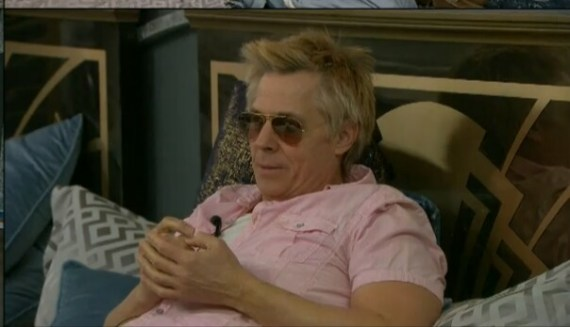 Celebrity Big Brother-Kato Kaelin