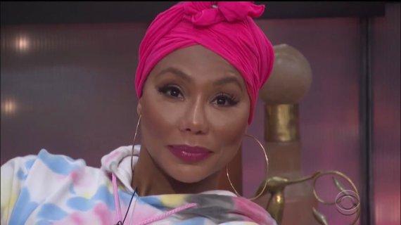 Celebrity Big Brother Tamar Braxton