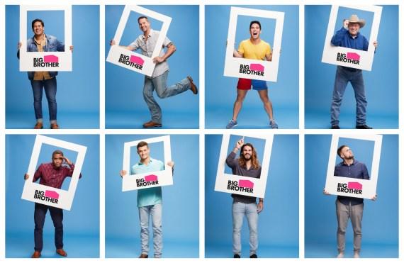 Big Brother 21 Cast-The Men