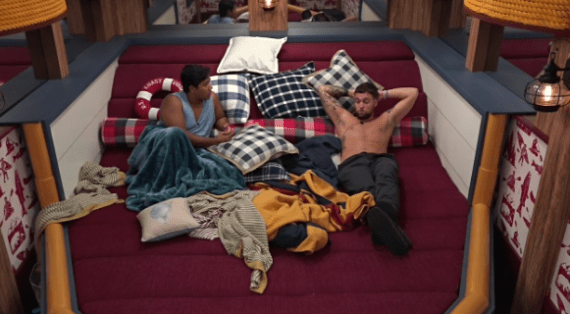 Big Brother 21 Day 14 Live Feeds