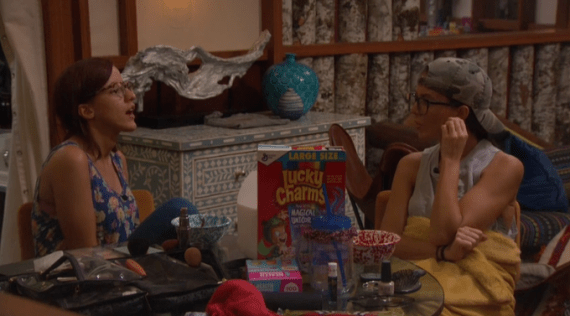 Big Brother 21 Live Feeds Recap Day 69-2