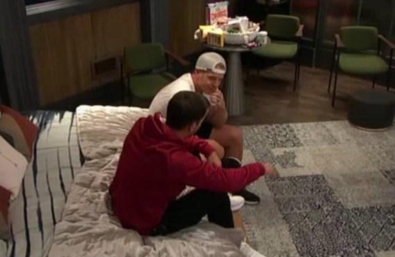 Big Brother 22 Cody Calafiore & Memphis Garrett