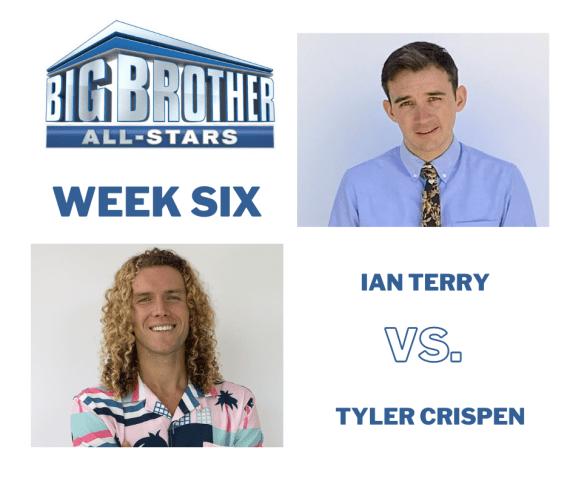 Big Brother All-Stars Week Six