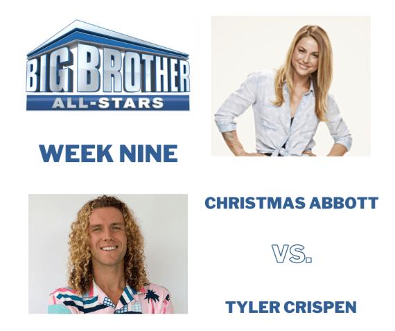 Big Brother 22 Week Nine