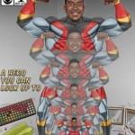David Alexander BB Comics 2020