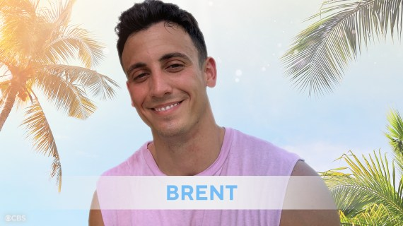 Big Brother 23-Brent Champagne