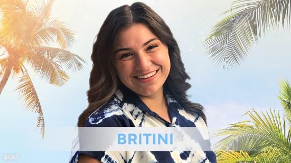 Big Brother 23-Britini D'Angelo