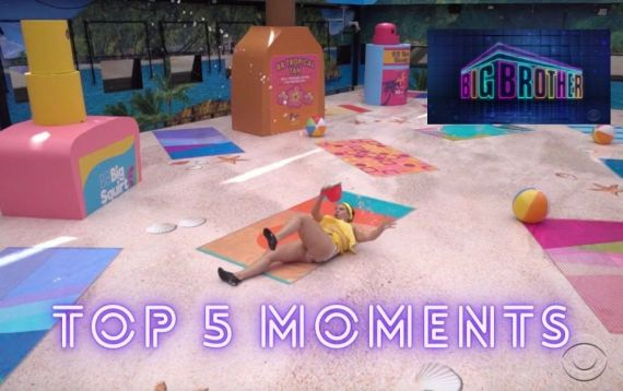 Big Brother 23 POV Week 2 Competition