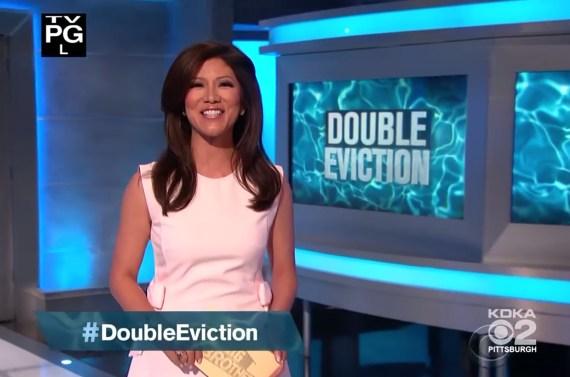 Julie Chen Double Eviction
