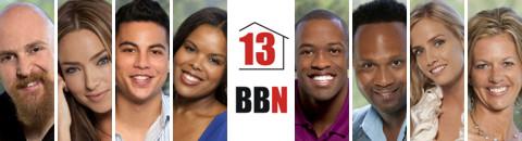 Big Brother 13 cast