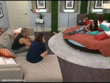 Big Brother 13 Brenchel and Daniele