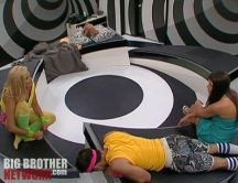 Big Brother 14 - Janelle, Dan, and Danielle