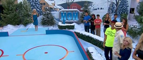 Big Brother 14 Week 3 HoH competition