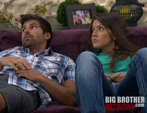Big Brother 14 – Shane and Danielle