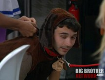 Ian's dog suit - Big Brother 14