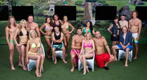Big Brother 14 cast