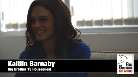 Kaitlin Barnaby - Big Brother 15 HG