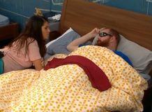 Amanda talks to Spencer