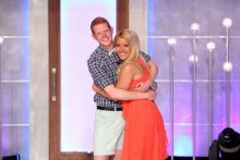 Andy and GinaMarie