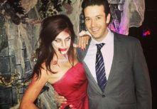 Kaitlin Barnaby & James Rhine - Halloween