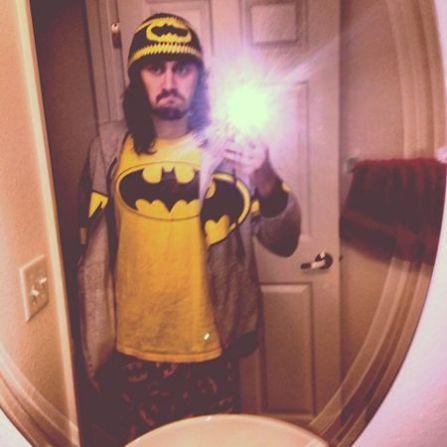 McCrae is Batman